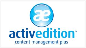 Activedition CMS logo