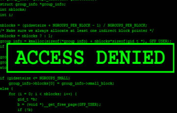 Access denied blog Teaser
