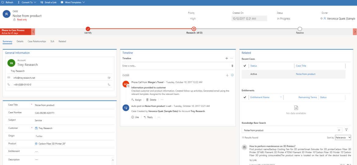 Microsoft Dynamics 365 Version 9 0 is now available