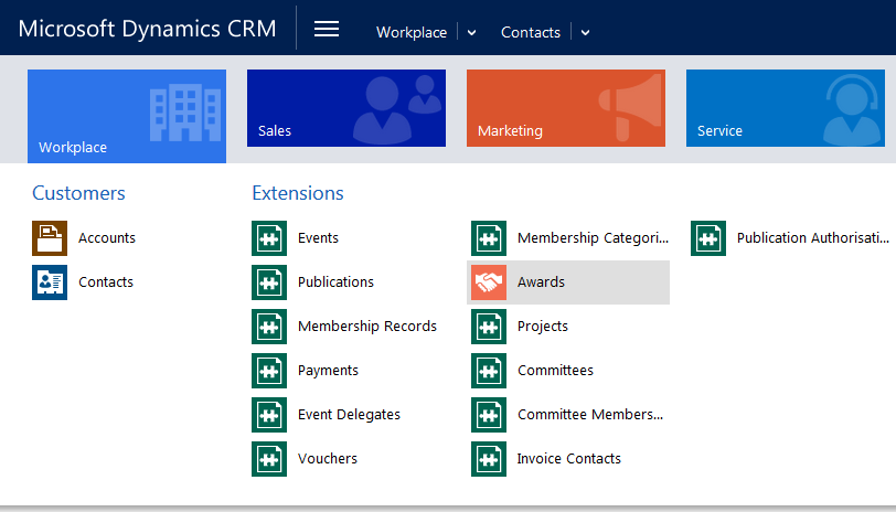 Updating Icons in Dynamics CRM